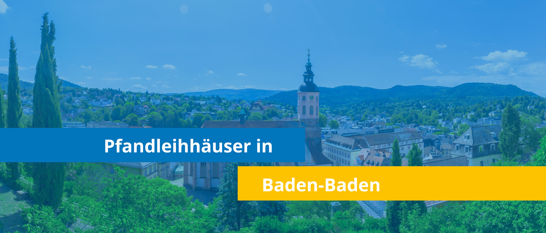 Pfandhaus in Baden Baden