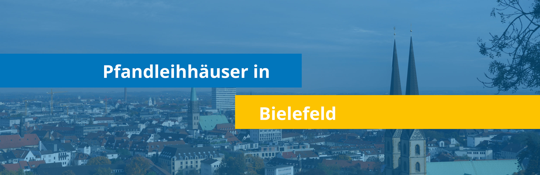 Leihhäuser in Bielefeld