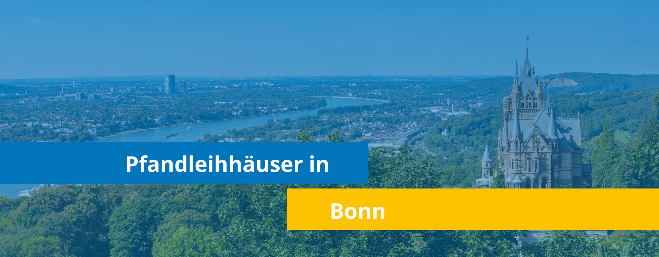 Leihhäuser in Bonn