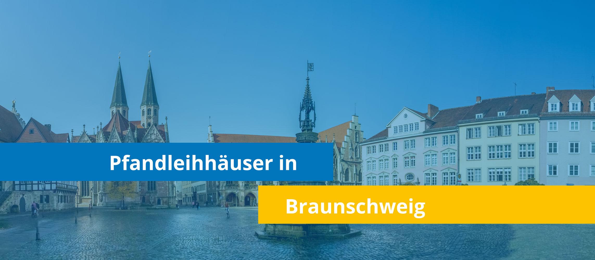 Leihhäuser in Braunschweig