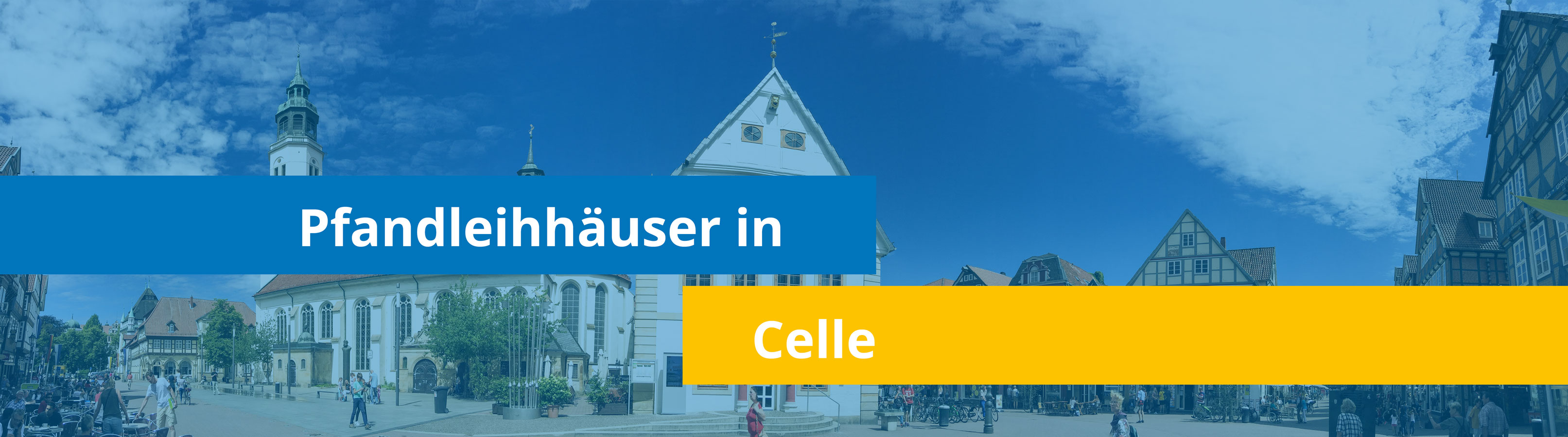 Leihhäuser in Celle