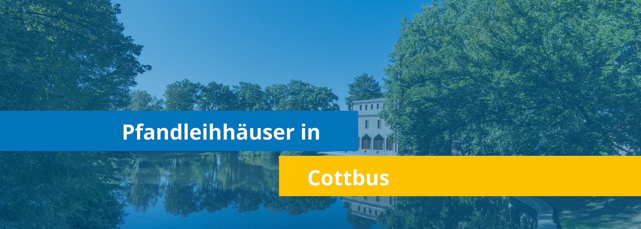 Leihhäuser in Cottbus
