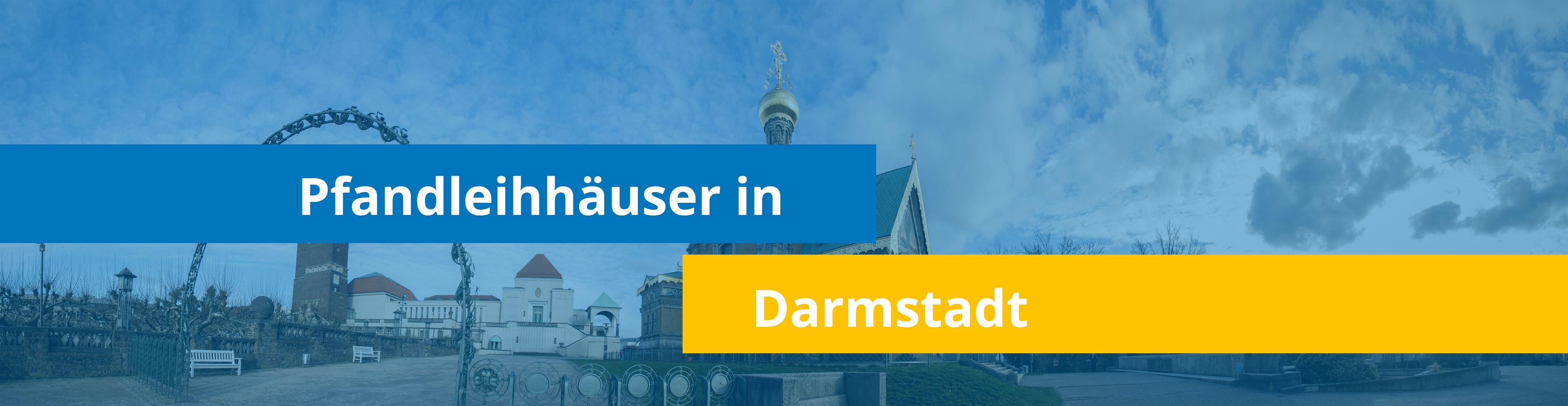 Leihhäuser in Darmstadt