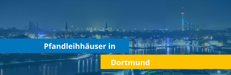 Leihhäuser in Dortmund