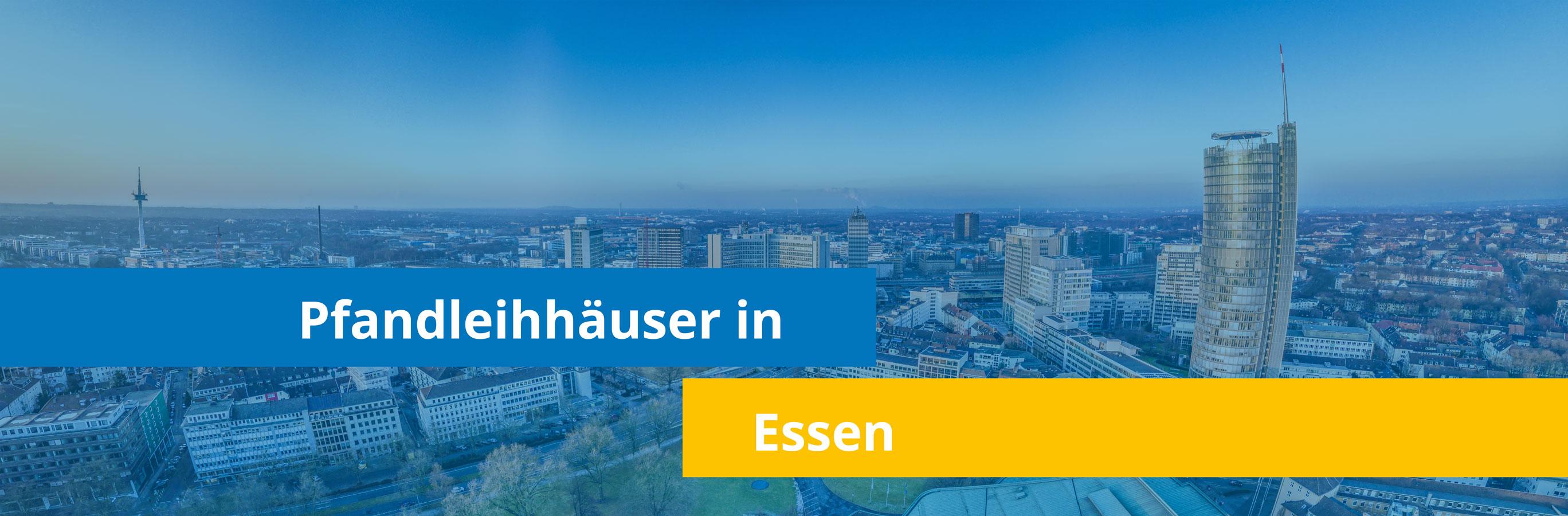 Leihhäuser in Essen