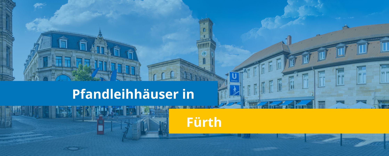 Leihhäuser in Fürth