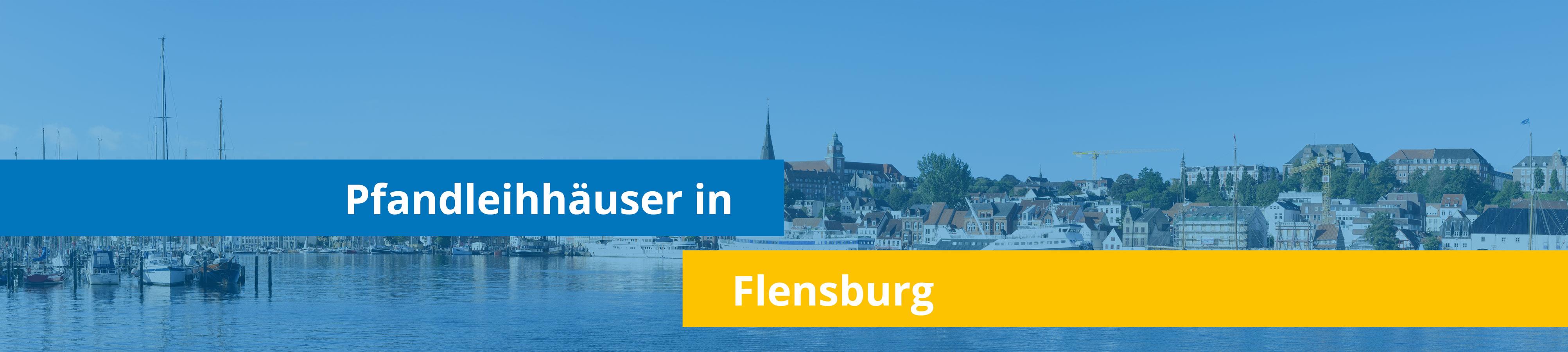 Leihhäuser in Flensburg