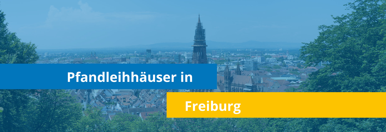 Leihhäuser in Freiburg