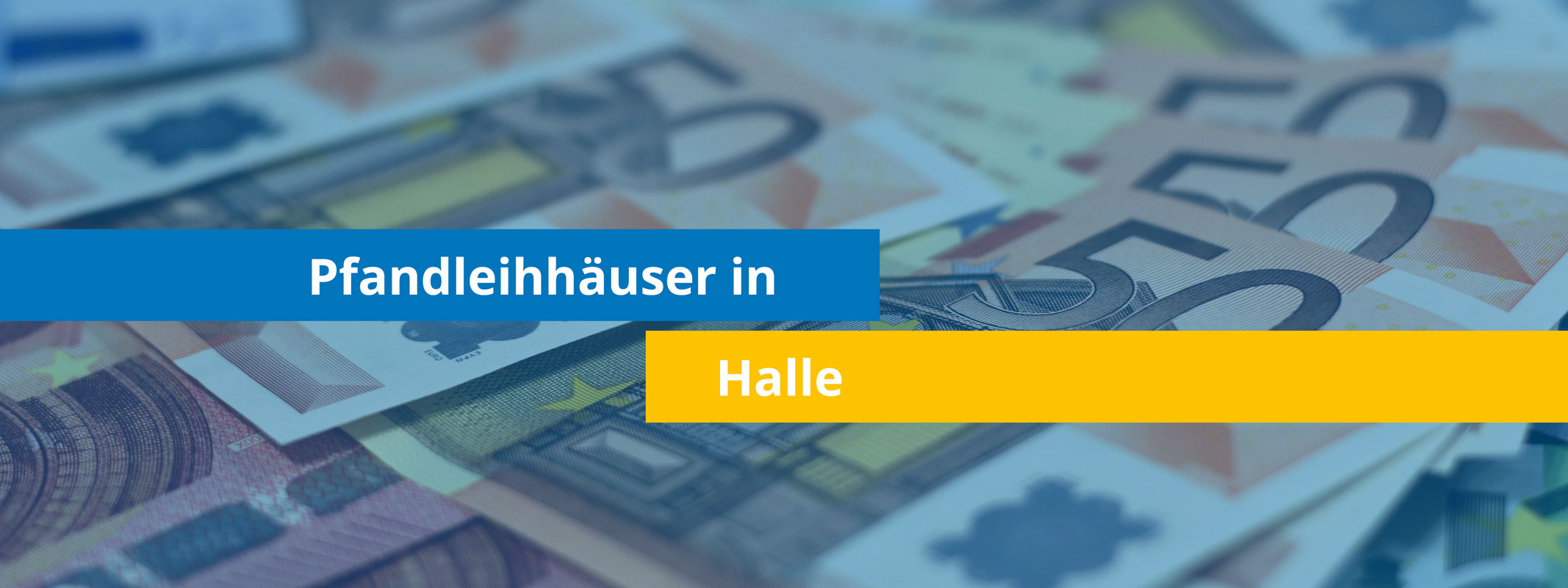 Leihhäuser in Halle
