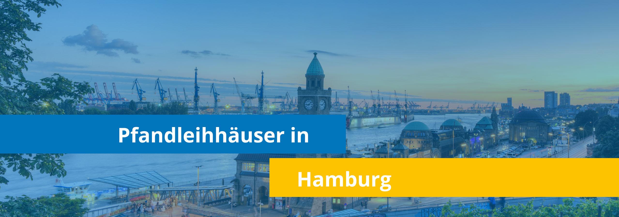 Leihhäuser in Hamburg