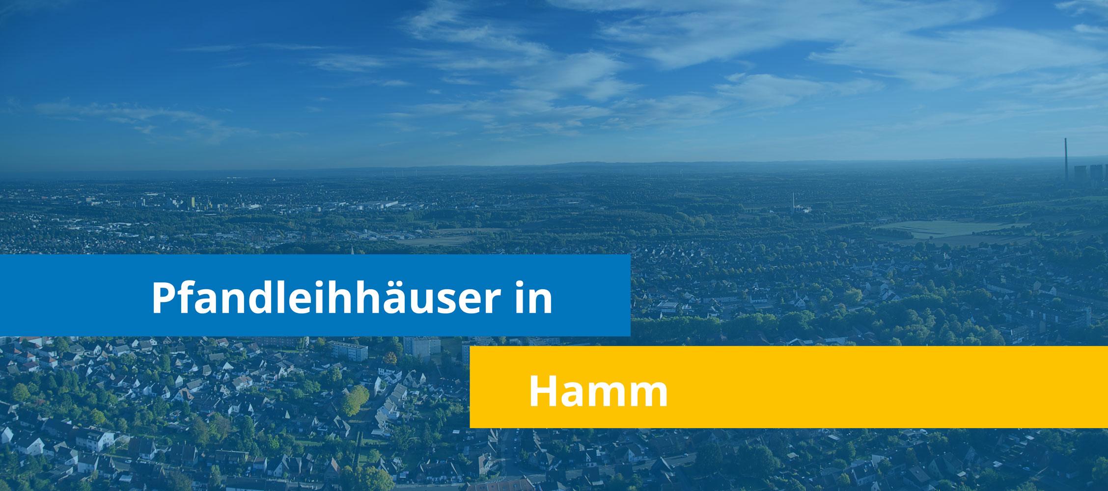 Leihhäuser in Hamm