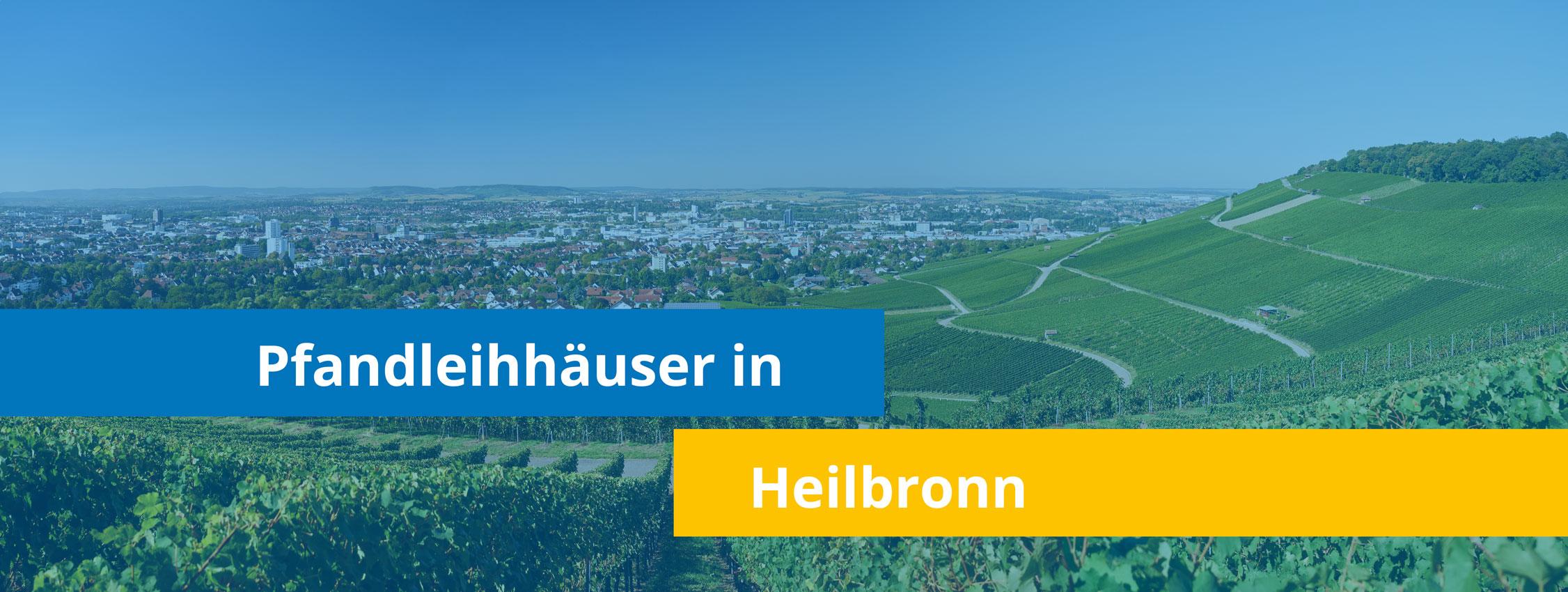 Leihhäuser in Heilbronn