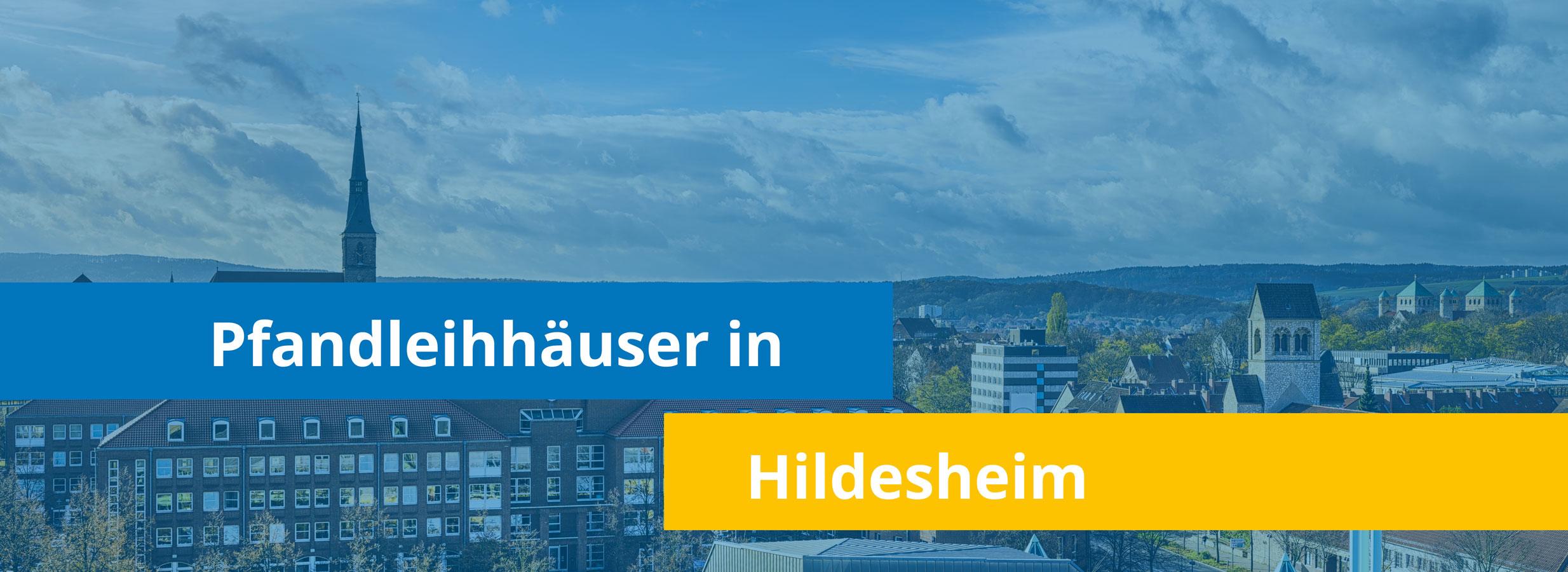Leihhäuser in Hildesheim