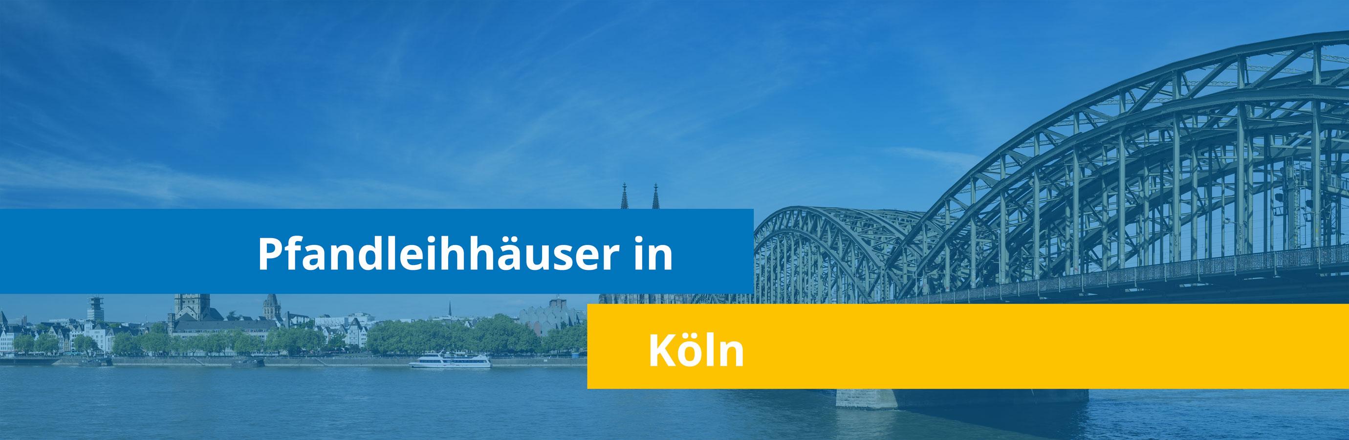 Leihhäuser in Köln