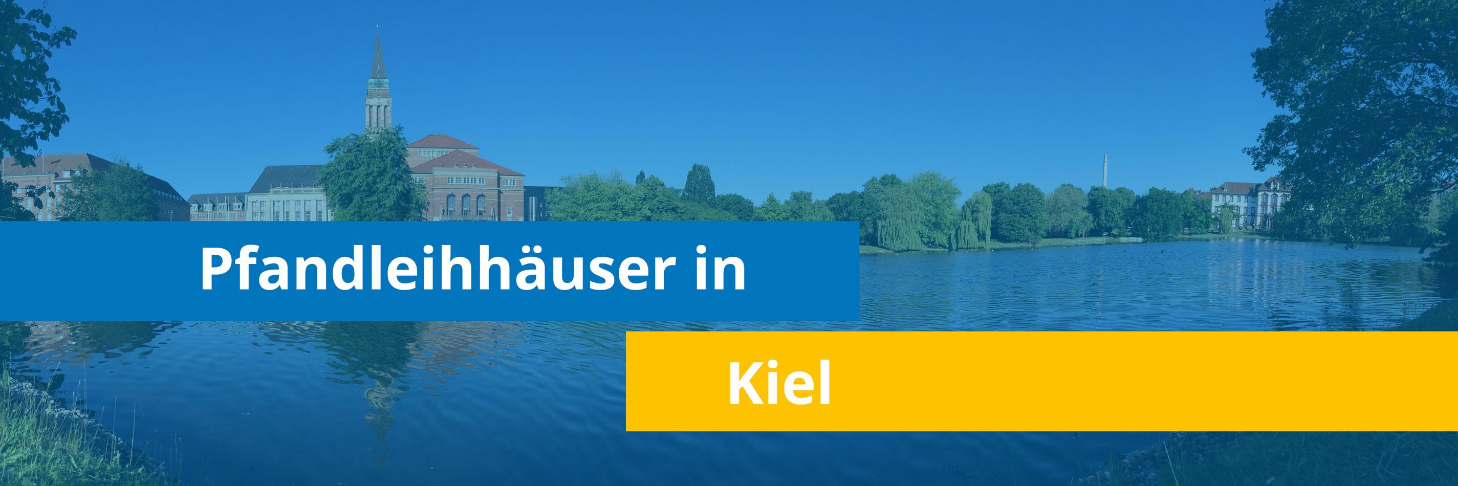 Leihhäuser in Kiel