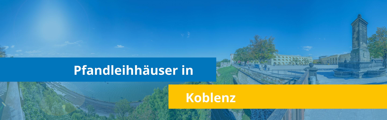 Leihhäuser in Koblenz
