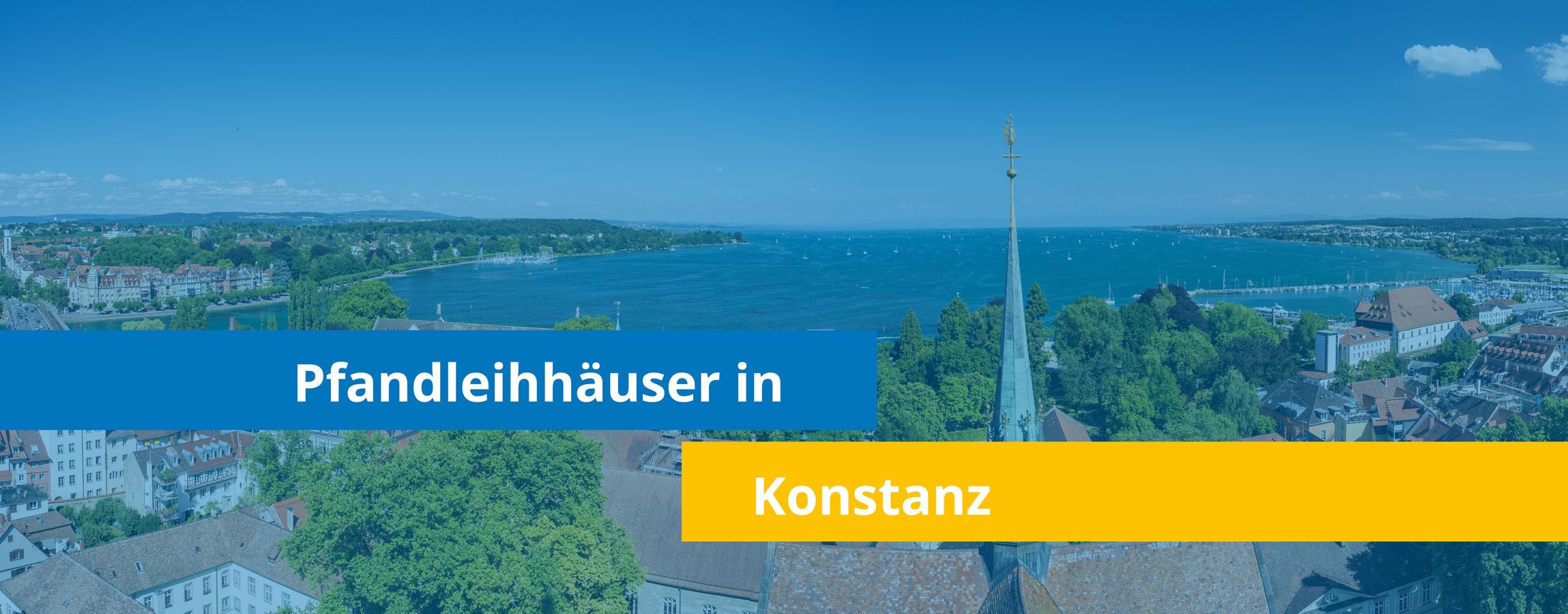 Leihhäuser in Konstanz