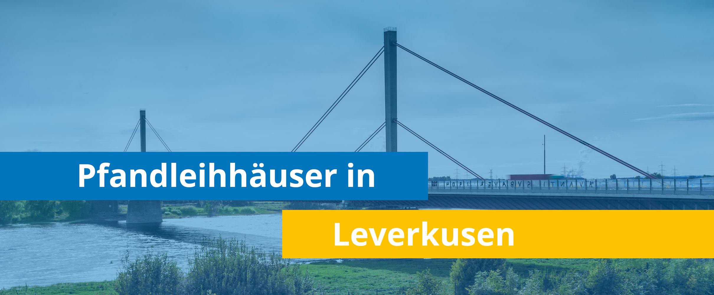 Leihhäuser in Leverkusen
