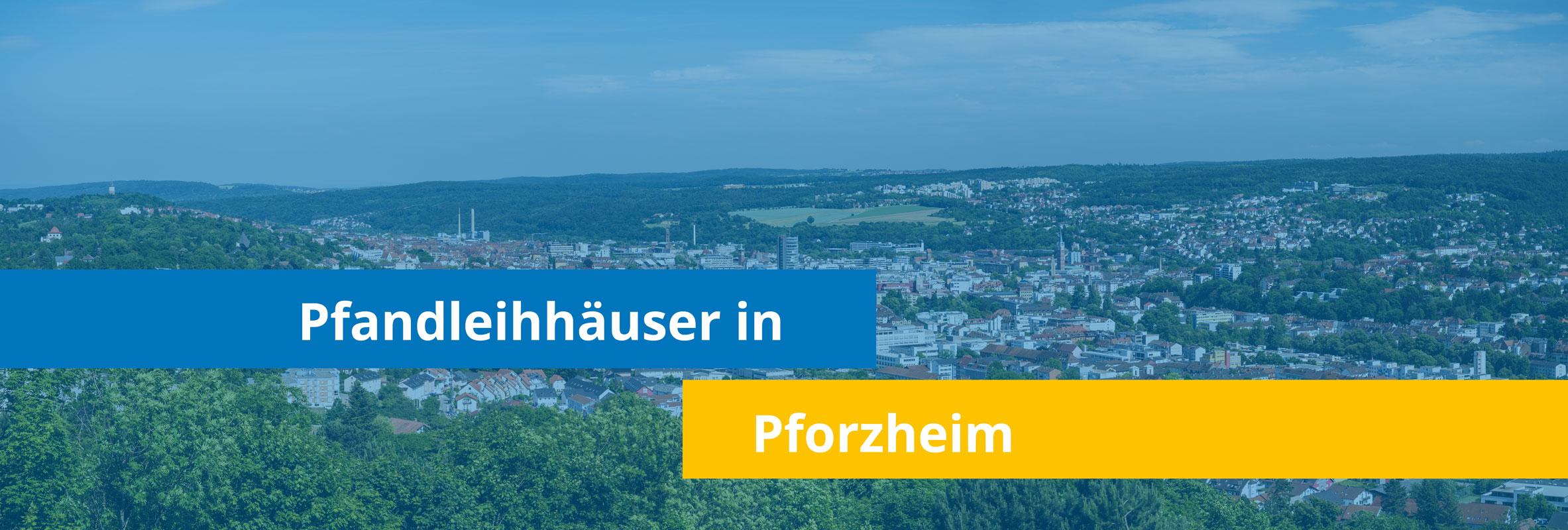 Leihhäuser in Pforzheim