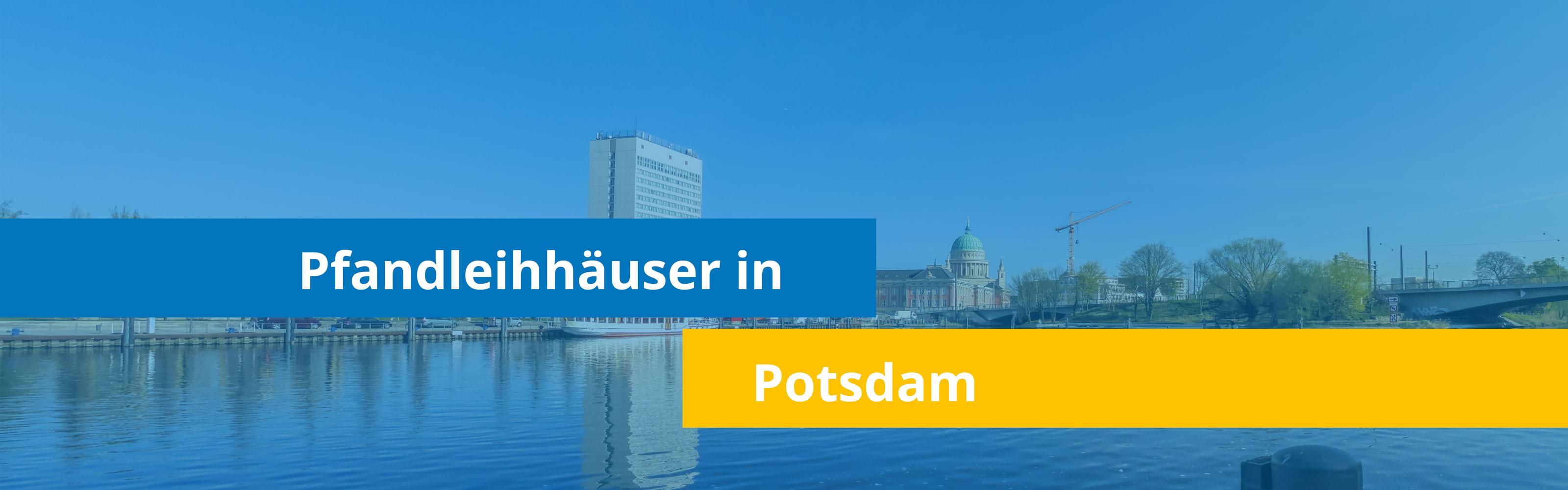 Leihhäuser in Potsdam