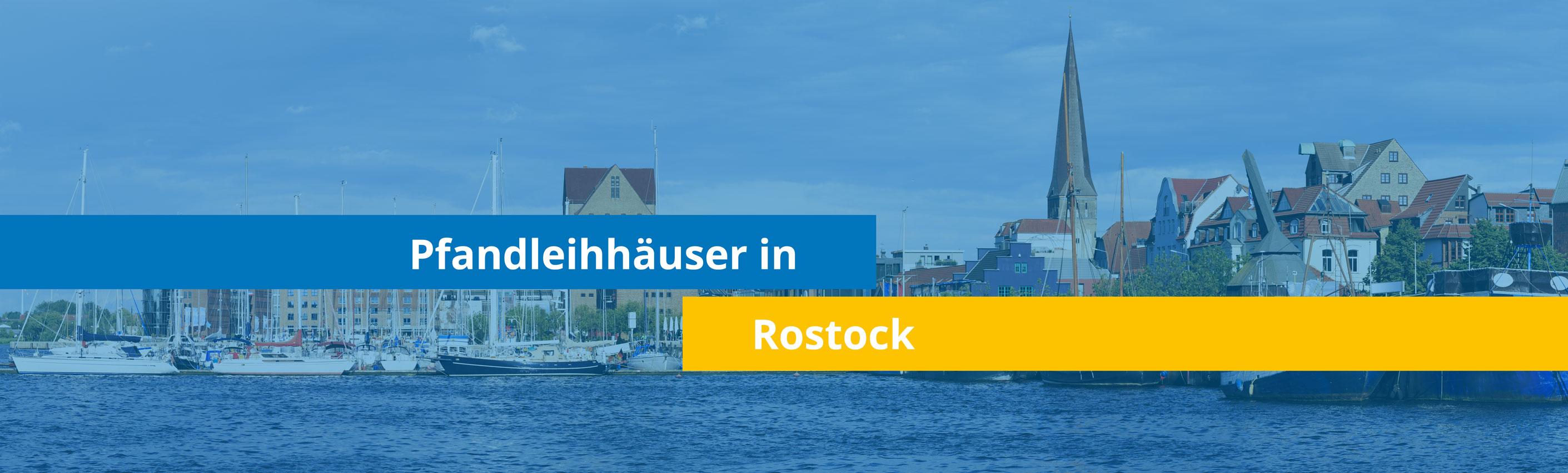 Leihhäuser in Rostock