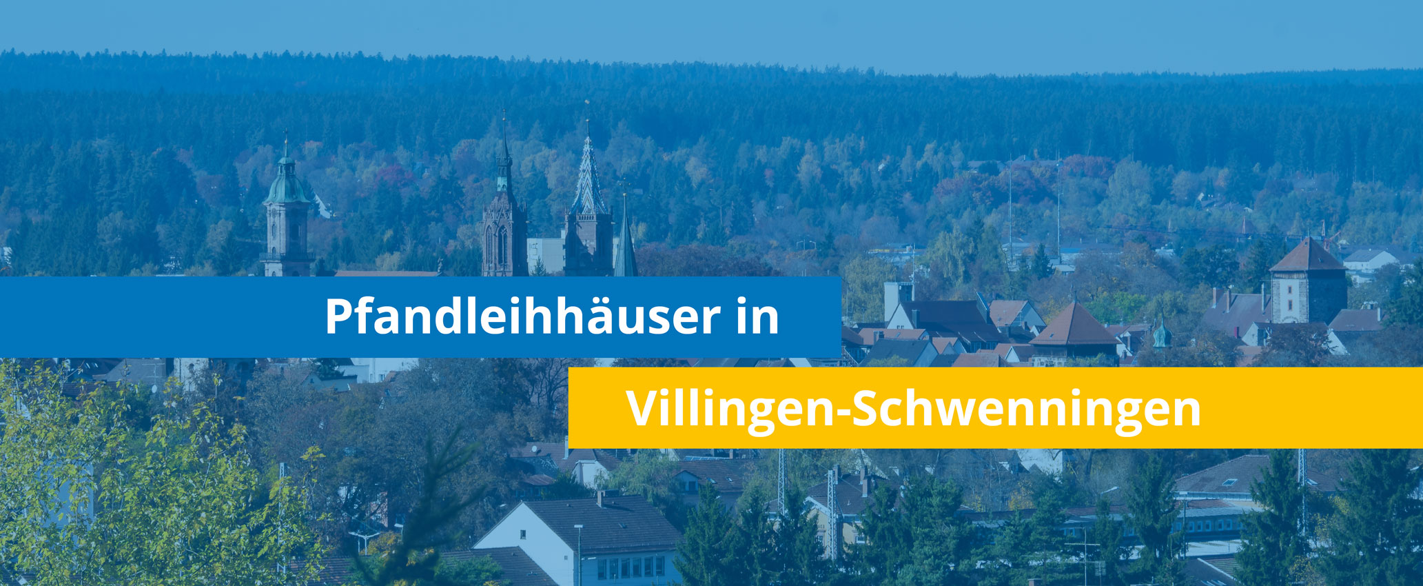 Leihhäuser in Villingen-Schwenningen
