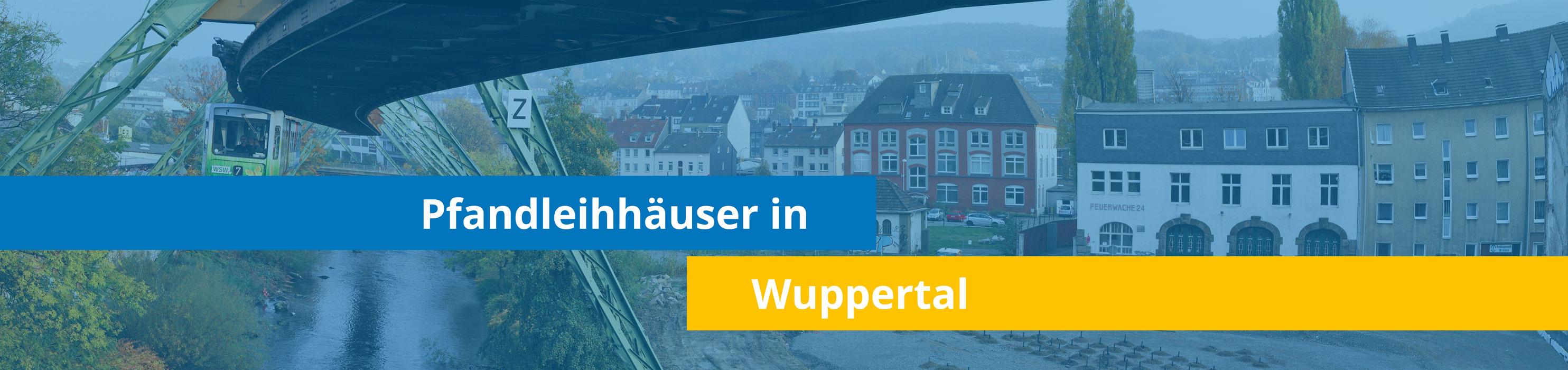 Leihhäuser in Wuppertal
